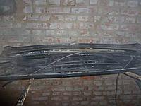 Пластик подлобовой RENAULT TRAFIC 00-10 (РЕНО ТРАФИК)