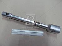 Ключ балонный для грузовиков d=25, 22x38x395мм