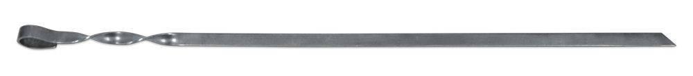 Шампур для шашлыка широкий 500х12х2 мм (Украина) , фото 2