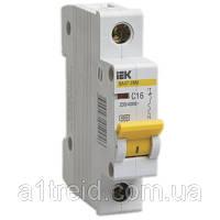 Автоматический выключатель ВА47-29М 1P  2,5A 4,5кА х-ка B ИЭК
