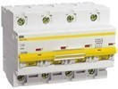 Автоматический выключатель ВА 47-100 2Р 100А 10 кА  х-ка C ИЭК