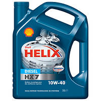 Моторное масло SHELL Helix Diesel HX7 10W-40 4L