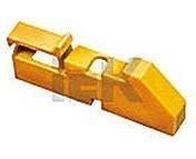 Изолятор DIN желтый (120 штук) ИЭК