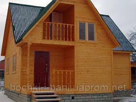 Блок-хаус сосна 4,5м, фото 3