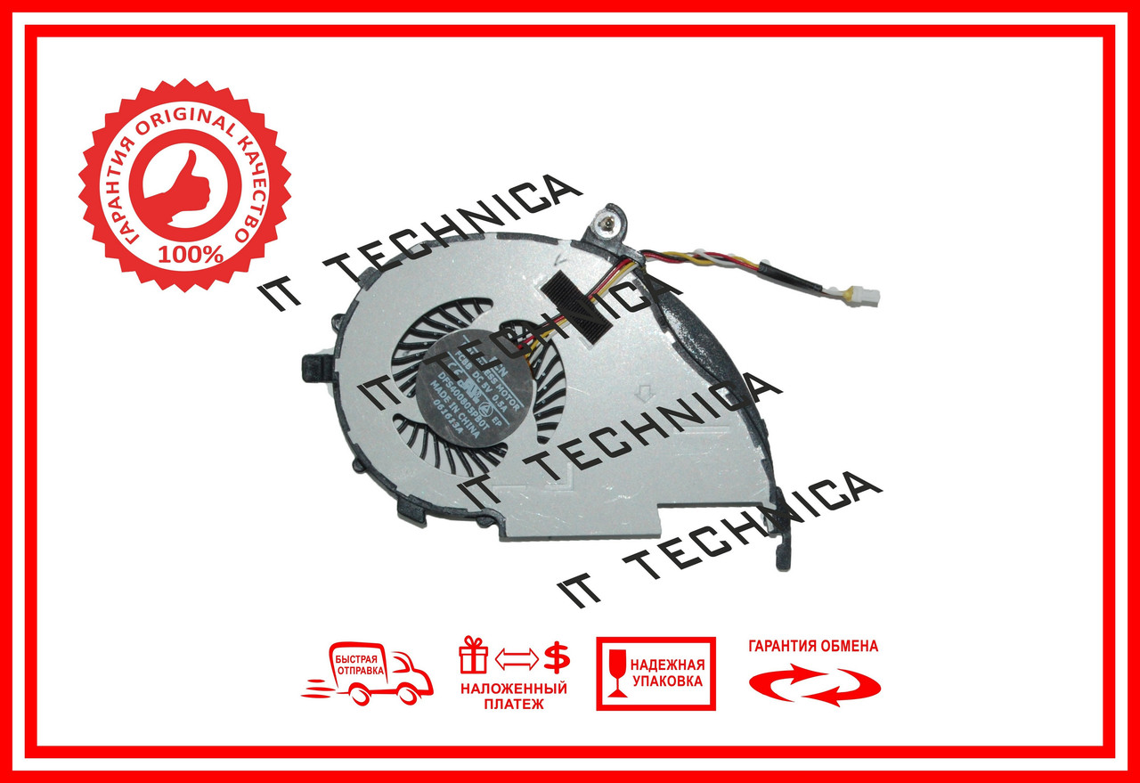Вентилятор ACER Aspire V5-572 V5-572G V5-552G V5-573G V7-582PG V7-582P для проц