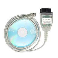 K+DCAN INPA USB сканер диагностики авто для BMW
