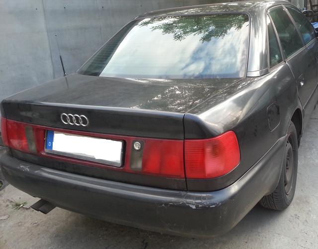 Audi A6 C4 2.6 ABC 94г. 232 т.км