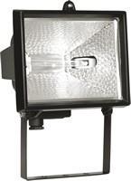 Прожектор ИО 150 галогенный черный IP 54