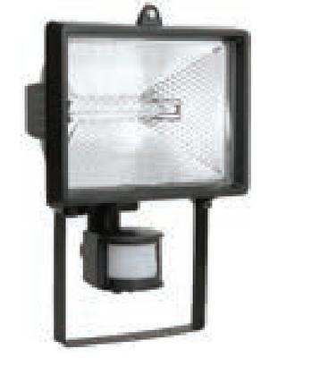 Прожектор ИО 500 Д (детектор) галогенный черный IP 54, фото 2