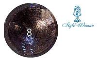 Блестки для дизайна ногтей №8