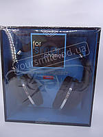 Наушники беспроводные с оголовьем mh1 BT Bluetooth (2 в 1)