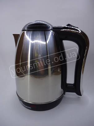 Чайник MS-5003 (нержавейка) электрочайник, фото 2