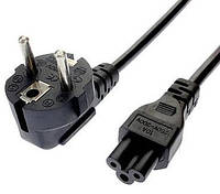 Сетевой кабель для ноутбука 220В 3 pin