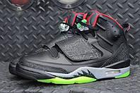 Мужские кроссовки Nike Air Jordan Son Of Mars Yeezy Black, фото 1