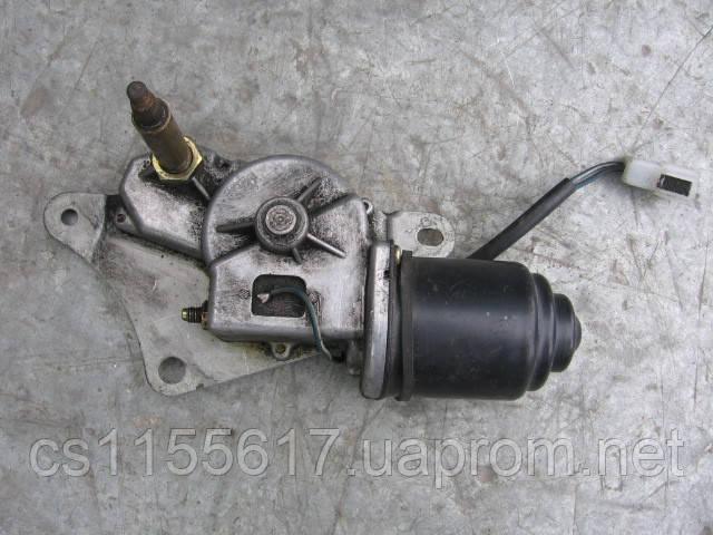 Моторчик стеклоочистителя (дворников) Asmo 8491001970 б/у на Mazda E2200