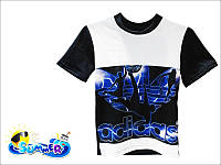 Спортивные футболки для детей оптом