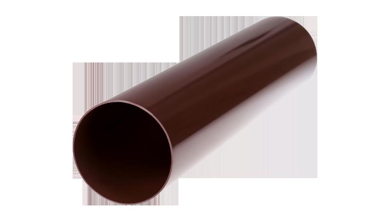 Труба водосточная Ø100, дл.3м и 4м