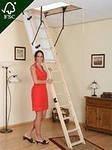 Чердачные лестницы PRIMA Польша разные размеры