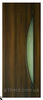 Полотно дверное межкомнатное с фьюзингом Парус 2