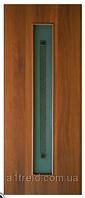 Двери межкомнатные МДФ со стеклом Паллада 2 Омис