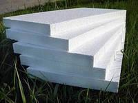 Пенопласт 25 1х0,5м 50мм для наружных стен