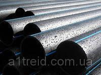Труба полиэтиленовая 90 толщина стенки 6,7мм 10атм ПЭ80