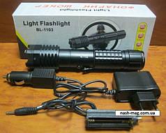 Электрошокер-фонарь Police BL-1103 CREE Q5