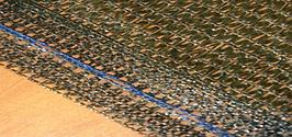 Сетка затеняющая Фасад-80 2*50м