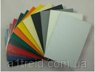 Алюминиевые композитные панели Aluten 1,25*5,8 -  3 мм СИНЯЯ
