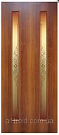 Дверь Вероника 2 ФП с фотопечатью на стекле
