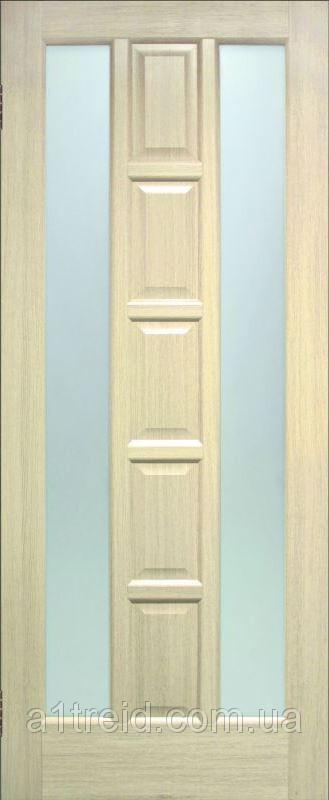 Межкомнатные двери МДФ ламинированные ПВХ Квадрат  П00