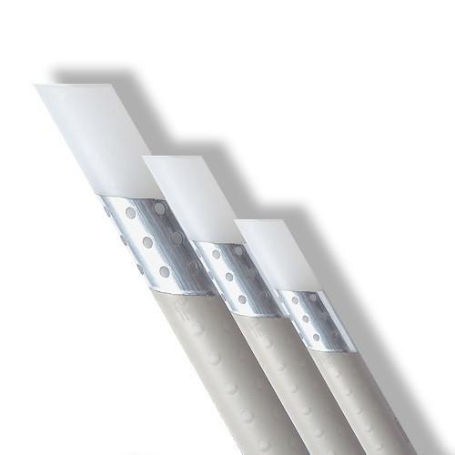 Труба полипропиленовая Stabi Plus 40 серая ekoplastik экопластик