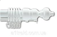 Карниз трубчатый производство Украина пластиковая фурнитура