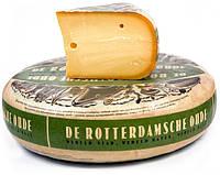 Сыр твёрдый Старый Роттердам, Голландия (режем от 300 грамм)