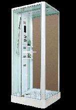 Гидробокс (душевая кабина) Miracle NA113-3 (Миракл) 90см*110см