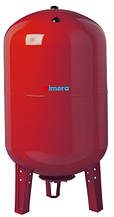 Расширительный бак вертикальный IMERA с ножками (Имера)  35л