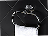 Кольцо для полотенца Haceka Allure (Хасека Аллюр)
