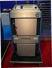 Пиролизный энергонезависимый котел Atmos Атмос DC32S