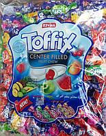 Toffix жевательные фруктовые конфеты в ассортименте 1 кг Турция