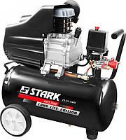 Бытовой воздушный поршневой компрессор Stark 2525-SAD