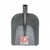 Лопата совковая 0,8 кг INTERTOOL FT-2005