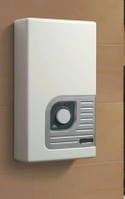 Электрический проточный водонагреватель бойлер Kospel Коспел EPV- 21 luxus