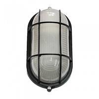 Світильник вологостійкий MAGNUM MIF 022 100W (білий, чорний)