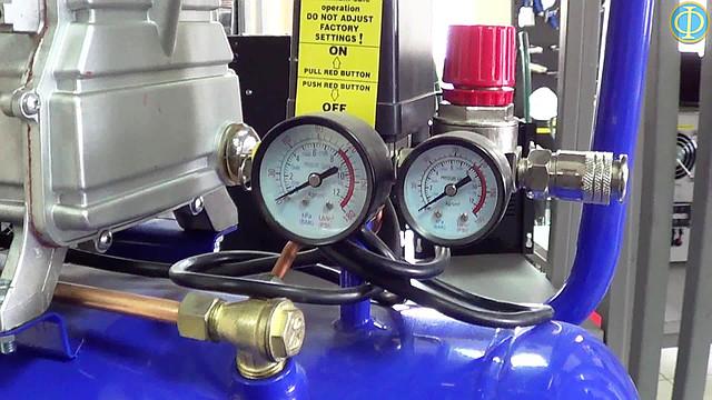Поршневой компрессор Werk BM 50 фото 6