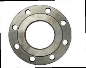 Фланец плоский литой стальной 80мм Ру10 ГОСТ 12820-80, фото 2