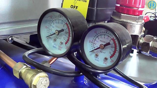 Поршневой компрессор Werk BM 50 фото 7