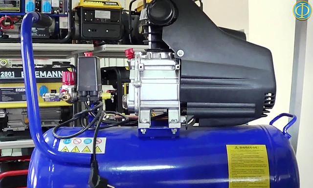 Поршневой компрессор Werk BM 50 фото 12
