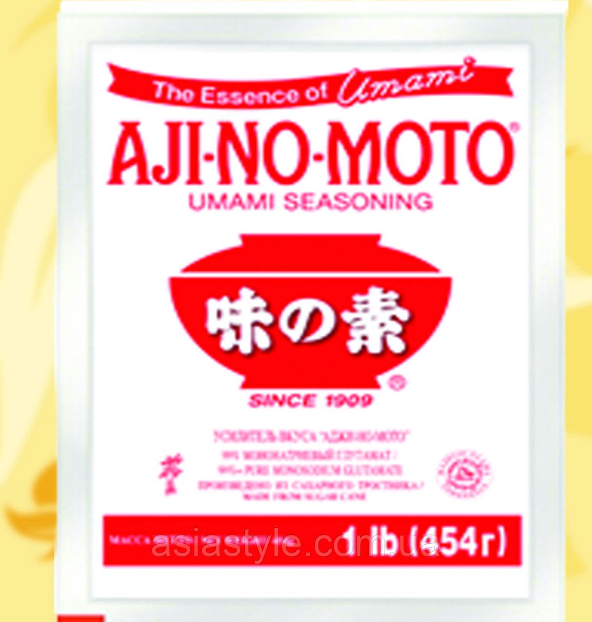 Підсилювач смаку, Аджиномото, Ajinomoto, 454 г, СхЧ