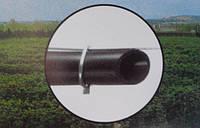 Подвязка трубы для полива