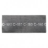 Сетка абразивная 115x280 мм, К80, 10 ед. INTERTOOL KT-6008